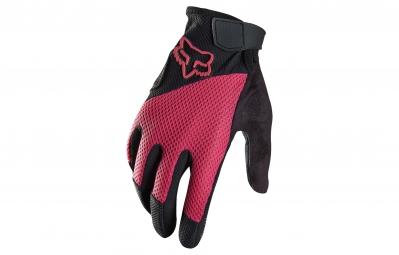 fox paire de gants femme reflex gel rose
