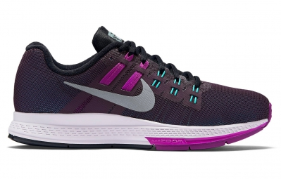 nike air zoom structure 19 flash violet