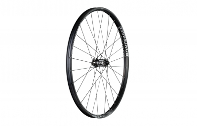 bontrager 2015 roue avant line boost 29 axe 15x110mm tlr noir