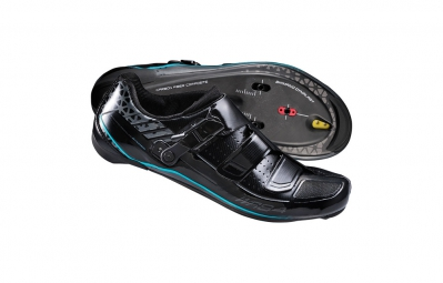 chaussures route femme shimano wr84 2016 noir