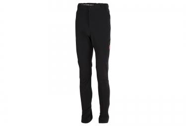 castelli pantalon meccanico noir