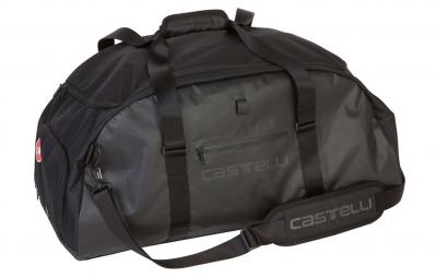 castelli sac bandouliere gear duffle bag noir