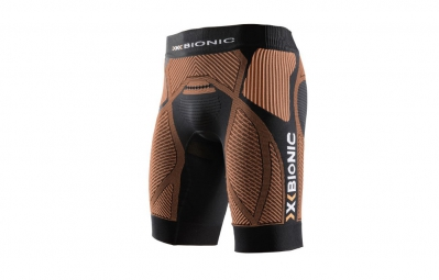 x bionic cuissard the trick running noir orange