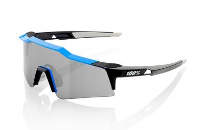 100 lunettes speedcraft sl bleu ecran gris