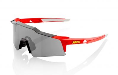 100 lunettes speedcraft sl rouge ecran gris