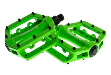 sb3 pedales fast vert aluminium