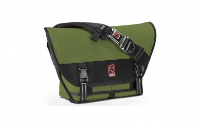 chrome sac mini metro vert noir