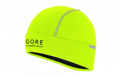 gore running wear bonnet essential light