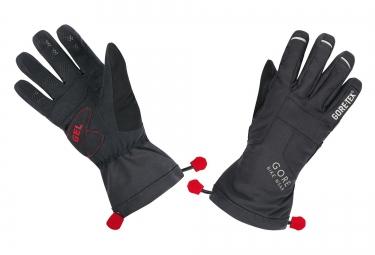 gore bike wear gants universal gore tex thermo noir
