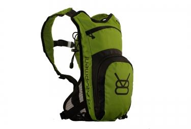 v8 equipment sac a dos ydr 4 3 2l vert noir