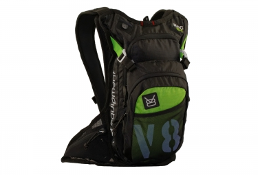 v8 equipment sac hydratation rac 6 1 noir vert