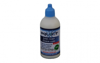 squirt lube flacon lubrifiant special hiver 120ml