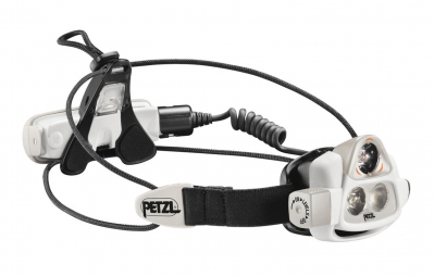petzl lampe frontale nao blanc