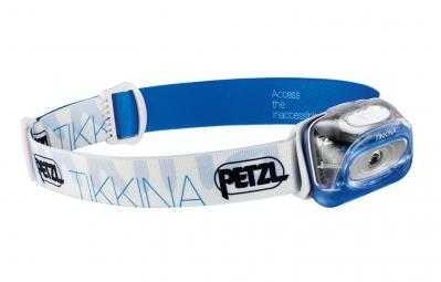 petzl lampe frontale tikkina bleu