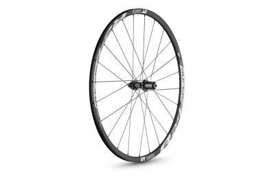 dt swiss roue arriere route r24 spline disc noir shimano sram