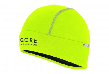 gore running wear bonnet essential light fluo
