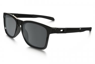 oakley lunettes catalyst black black iridium ref oo9272 02
