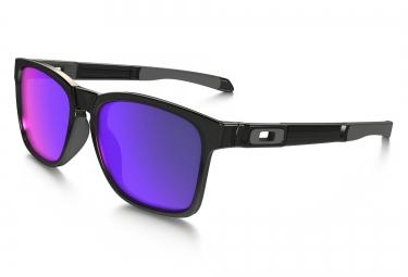 oakley lunettes catalyst black positive red iridium ref oo9272 06