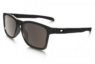 oakley lunettes catalyst black warm grey ref oo9272 08