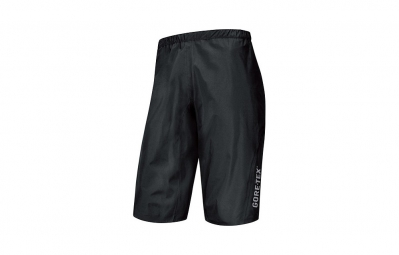 gore bike wear short power trail gore tex active noir