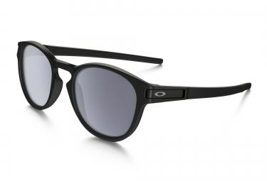 oakley lunettes latch matte black grey ref oo9265 01
