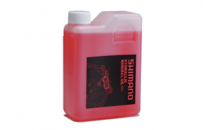 shimano huile minerale frein a disque 1 litre