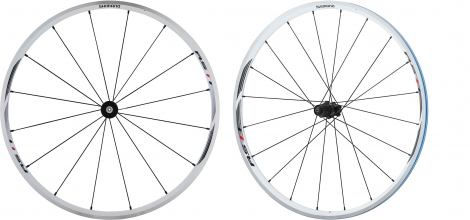 shimano paire de roues wh rs11 sram shimano blanc