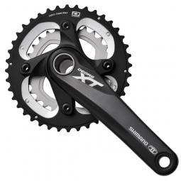 shimano pedalier xt fc m785 28 40 dents 2x10 vitesses noir