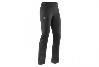 salomon pantalon femme park warm noir