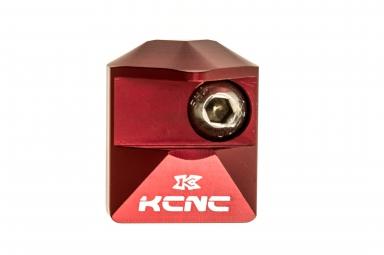 kcnc cache fixation direct mount decapsuleur rouge