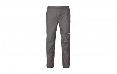 the north face pantalon impermeable storm stow gris homme