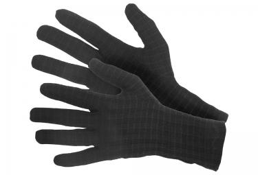 craft paire de sous gants keep warm noir