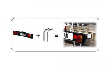 thule adaptateur plaque de signalisation