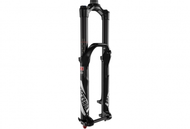 rockshox 2016 fourche yari rc solo air 27 5 15x100mm conique offset 42mm noir