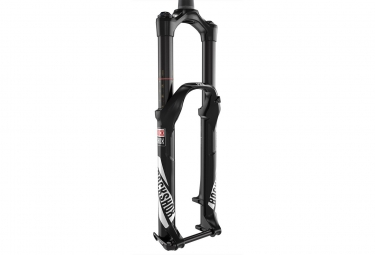 rockshox 2016 fourche pike rct3 solo air 27 5 boost 15x110mm conique deport 42mm noir