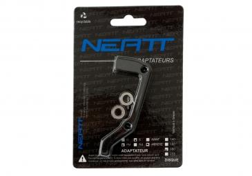 neatt adaptateur frein arriere 180 mm is pm