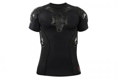 g form maillot de protection pro x noir gris