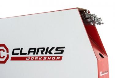 clarks distributeur de cables derailleur vtt route galvanise x100