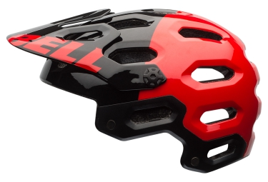 casque bell super 2 2016 rouge noir