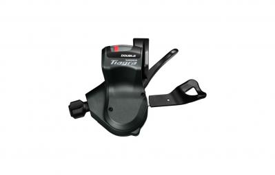 shimano commande de vitesse gauche flatbar tiagra sl 4700 2x10v noir