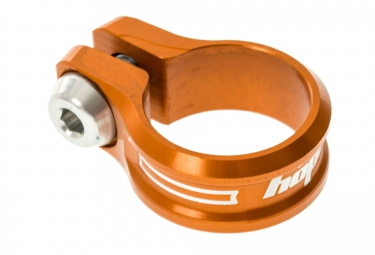 hope collier de selle ecrou orange