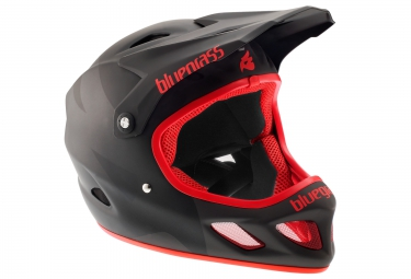 casque integral bluegrass explicit 2016 noir rouge