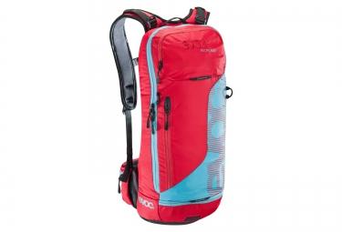 evoc 2016 sac protector lite race 10l rouge bleu