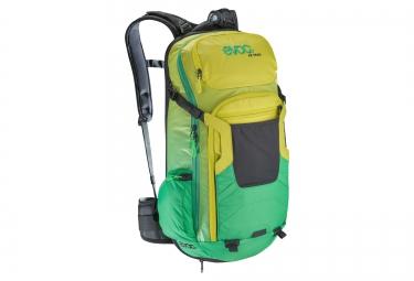 evoc 2016 sac protector trail 20l vert jaune