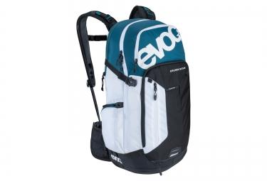 evoc 2016 sac a dos explorer 30l team noir blanc bleu