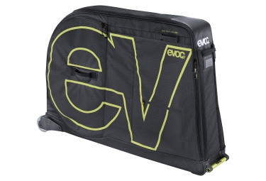 evoc sac a velo bike travel bag pro 280l noir