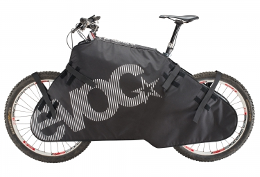 evoc housse de transport padded bike rug noir