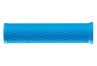 bontrager paire de grips race bleu