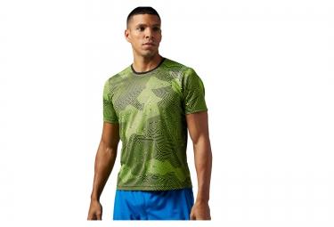 maillot reebok essentials vert