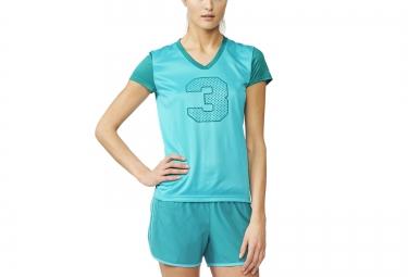 adidas t shirt response femme vert